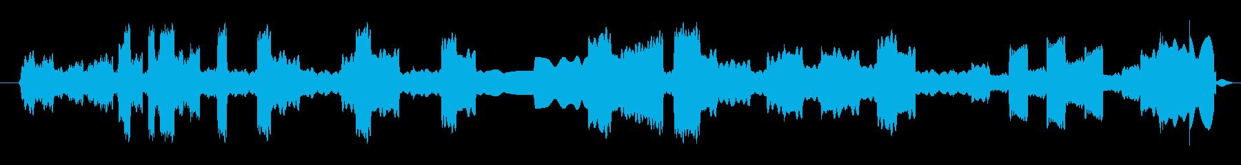 FX トーキングロボット04の再生済みの波形