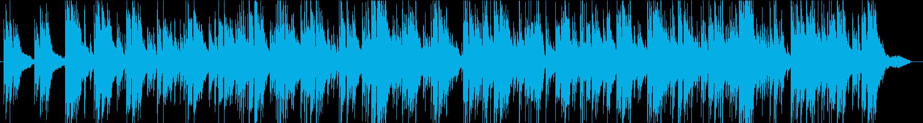動画 サスペンス 説明的 静か ハ...の再生済みの波形