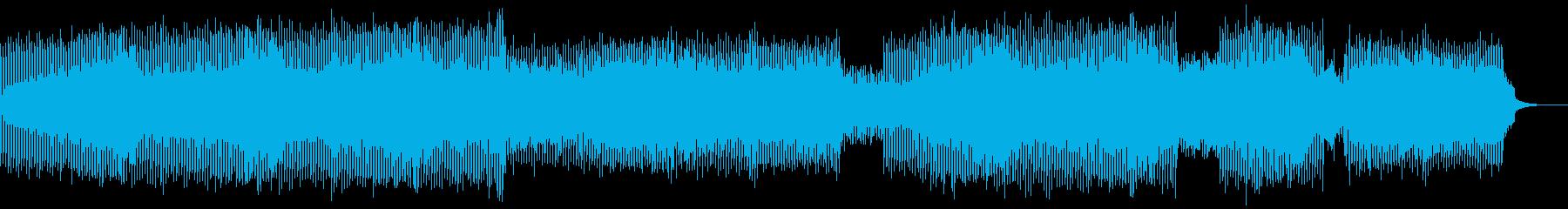 ボス戦:ダークネオクラシカルテクノの再生済みの波形