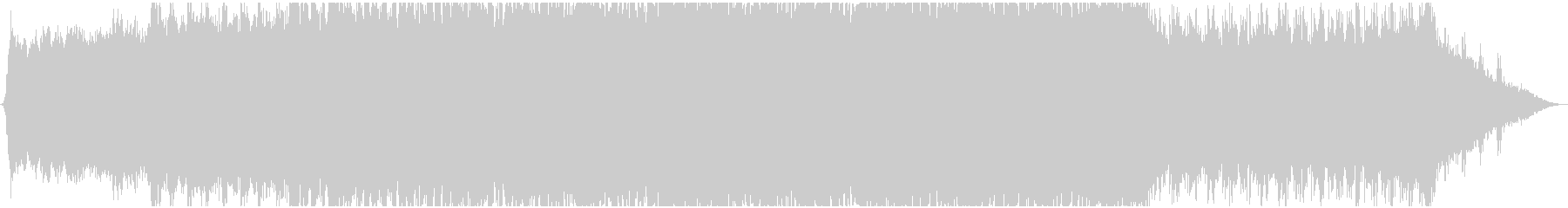 電気音響シンフォニー 未来の技術 ...の未再生の波形