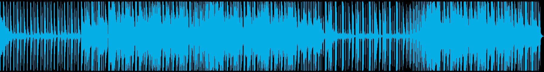 高エネルギーオーケストラヒップホップ。の再生済みの波形