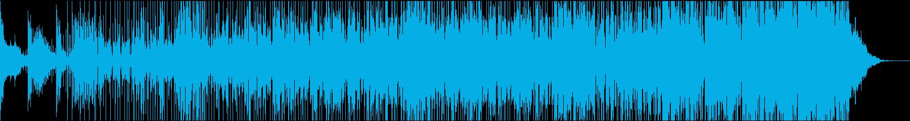Electro-Funkインストゥ...の再生済みの波形