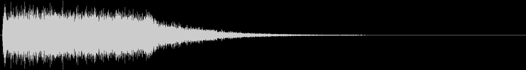 CINEMATIC BRAAMS_10の未再生の波形
