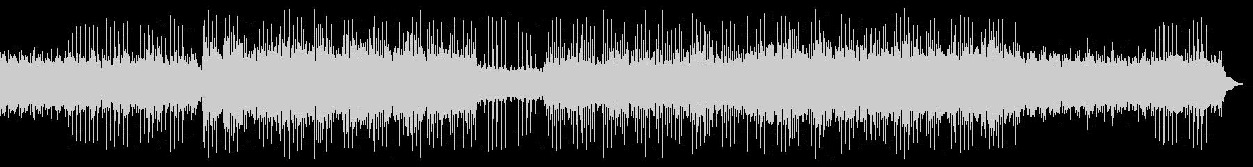 企業系/アート系/ピアノ/四つ打ちの未再生の波形