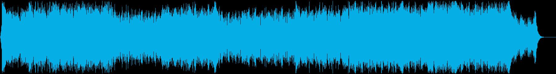 【EDM】爽やかなドラムンベース Vo有の再生済みの波形