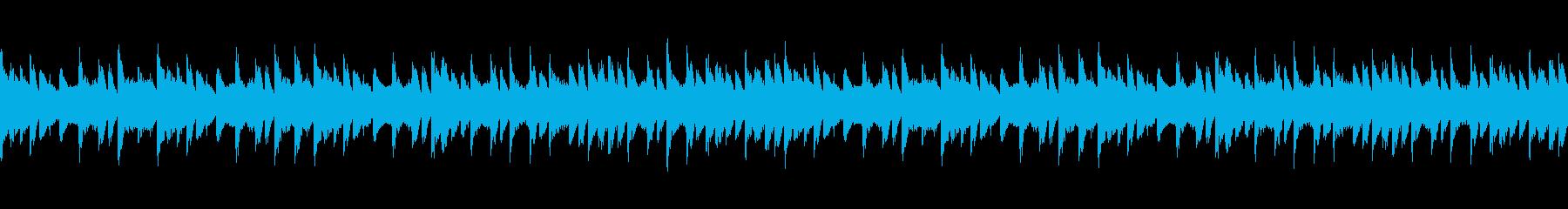 ほのぼの系ぴよぴよの再生済みの波形