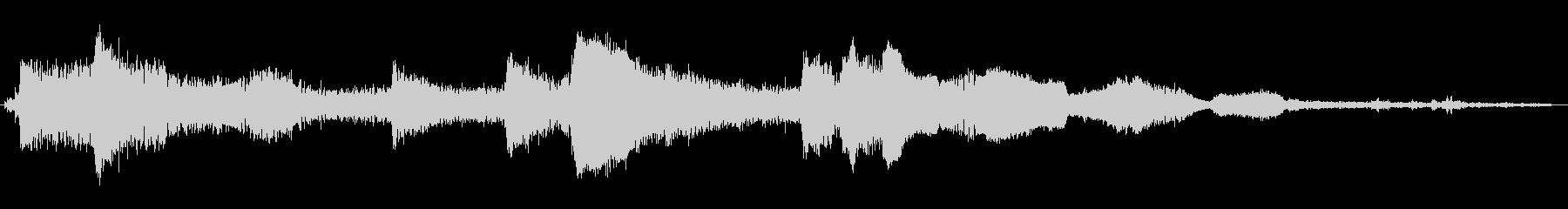 スズキ1100:スタート、アイドル...の未再生の波形