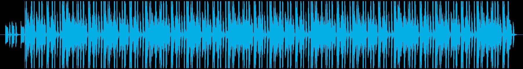 ゲームフィールドをイメージの再生済みの波形