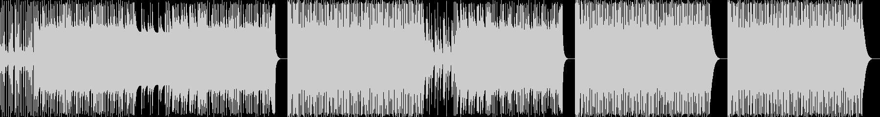 クランク/808/東洋/ヒップホップ#1の未再生の波形