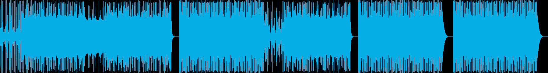 クランク/808/東洋/ヒップホップ#1の再生済みの波形