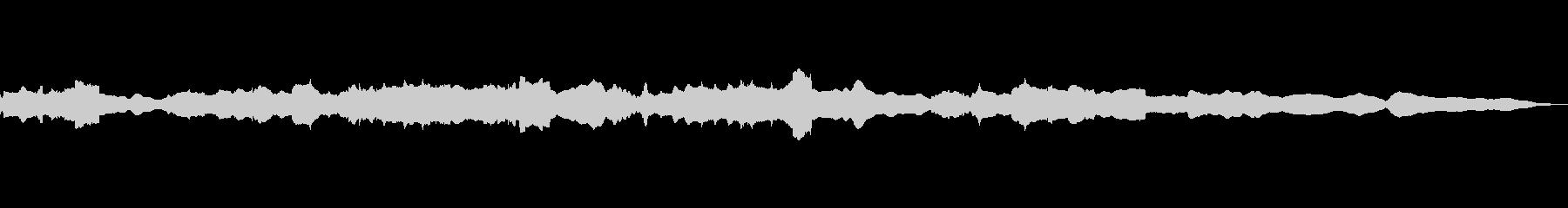オーケストレーション:ミステリー、...の未再生の波形
