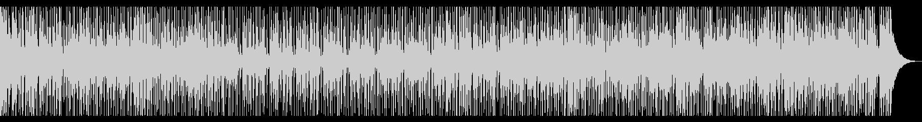 生音・インド・中央アジア風民族音楽の未再生の波形
