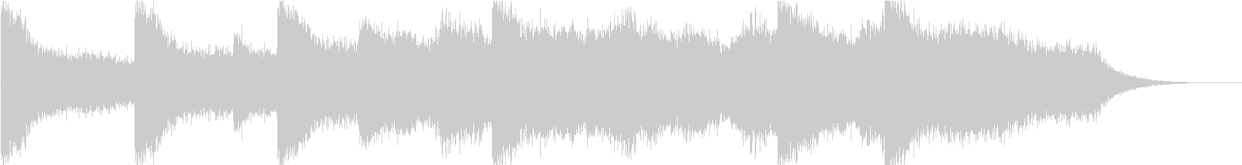 Hollywood movie style BGM (OP · appearance)'s unreproduced waveform
