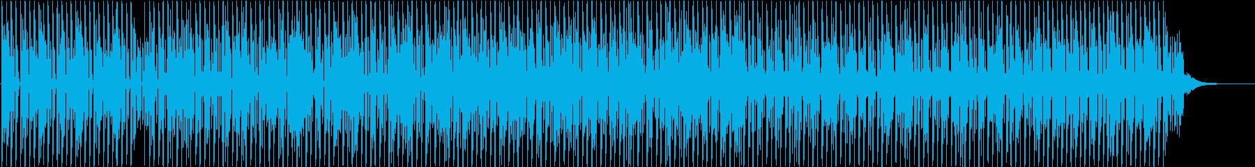 モダンな8ビットサウンドの一種であ...の再生済みの波形