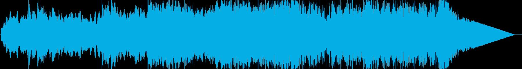 プログレッシブ 交響曲 ドラマチッ...の再生済みの波形