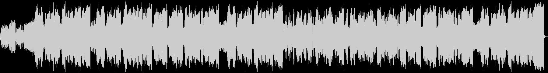 ゆっくりとしたオーボエバラードの未再生の波形