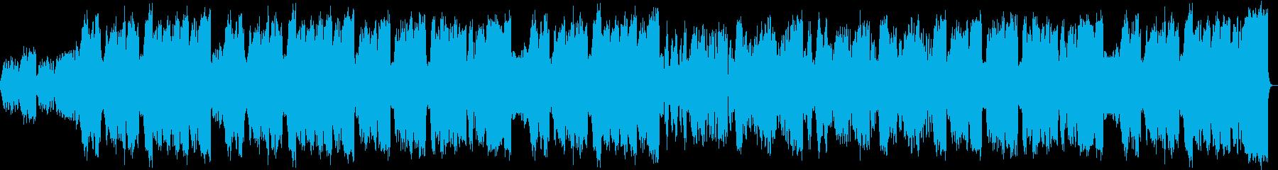 ゆっくりとしたオーボエバラードの再生済みの波形