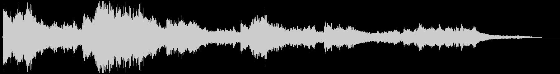 PADS オーロラ01の未再生の波形