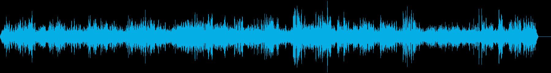 マーケット-ビジー-ボイス()-リ...の再生済みの波形