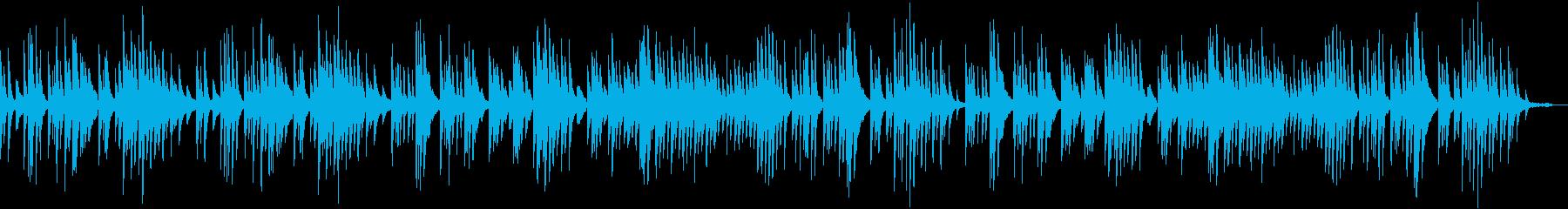 サラバンド/グリーグ【しっとりピアノ版】の再生済みの波形