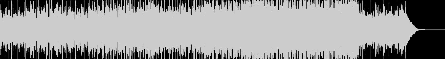 爽やかなアコギbeatBGMの未再生の波形