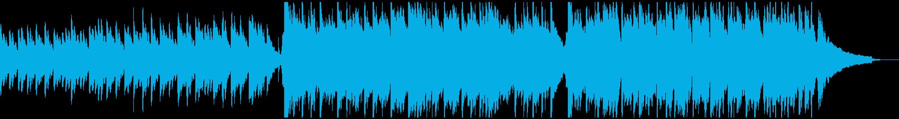 現代の交響曲 あたたかい 幸せ ピ...の再生済みの波形