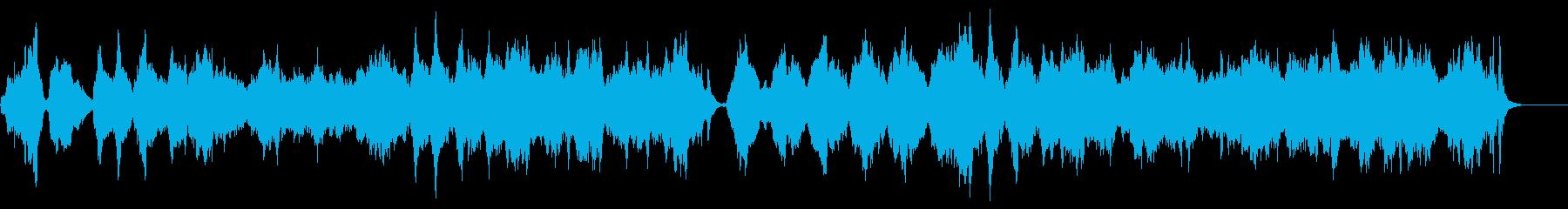 ◇ AUTUMN WALTZの再生済みの波形