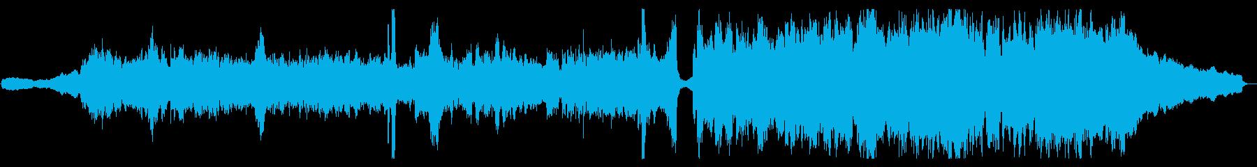 生演奏《感動的!フルート&オーケストラ》の再生済みの波形