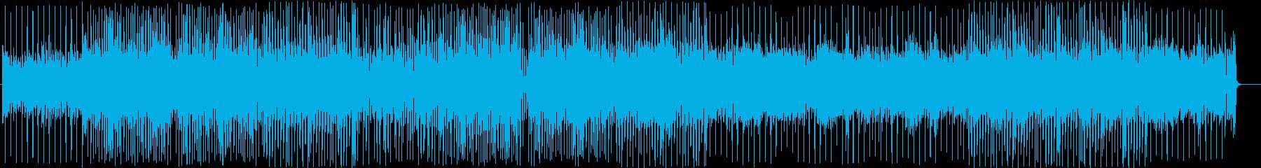 ナチュラル-軽快-フュージョン-街-PVの再生済みの波形