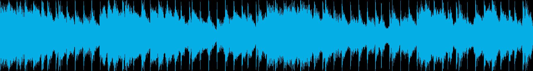 ブリットポップ、カレッジポップ感の...の再生済みの波形