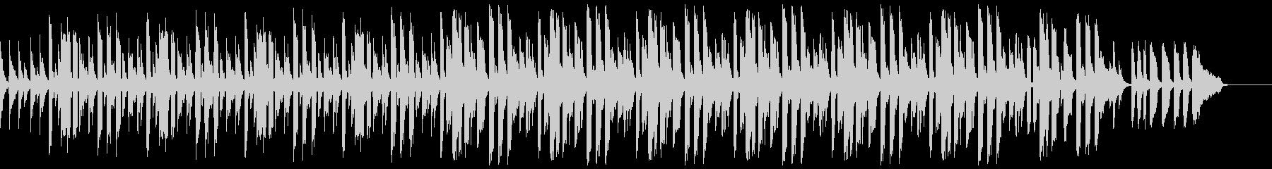 bpm80スローテンポノービートverの未再生の波形