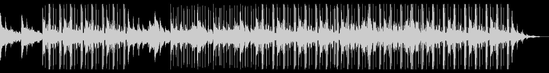 Lofi、月、夜、ピアノ、チルアウトの未再生の波形