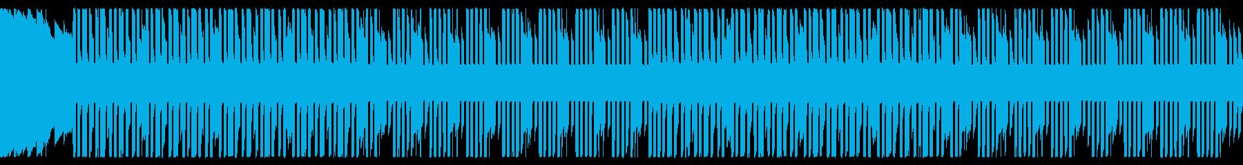 ウキウキチップチューン 8bit ループの再生済みの波形