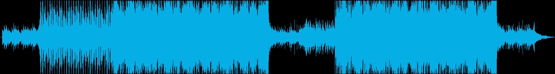 ポップ ロック 中国語 C-POP...の再生済みの波形