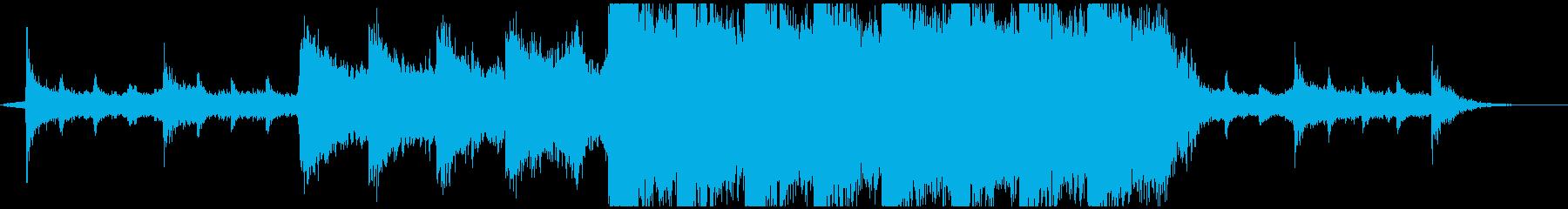 Horizon IIIの再生済みの波形