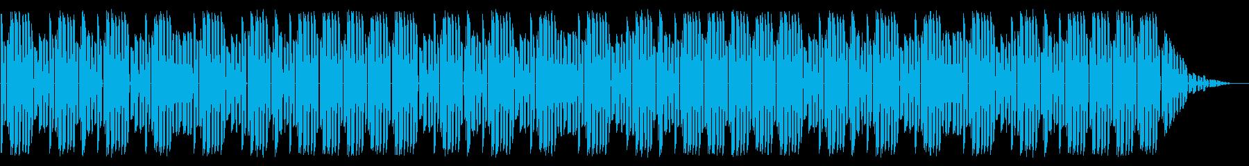 NES STG B02-1(ステージ) の再生済みの波形