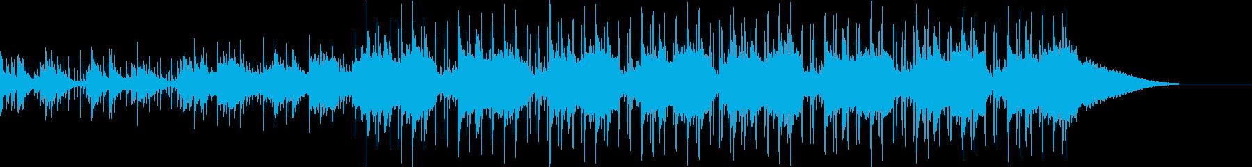 Pf「入眠」和風現代ジャズの再生済みの波形