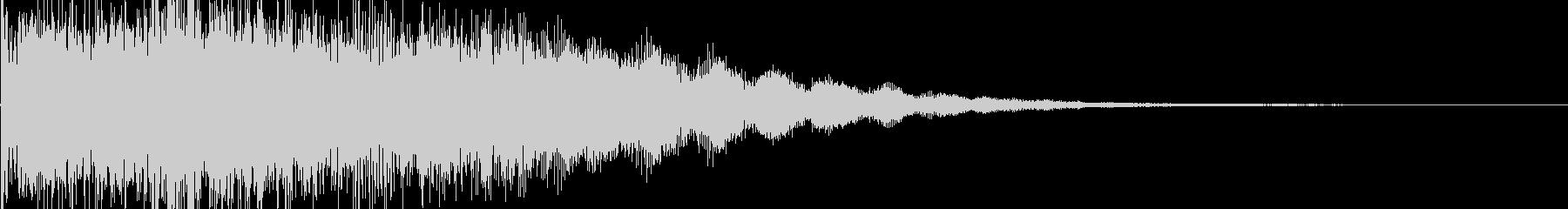 キララーン ゲーム用SE育成レベルアップの未再生の波形