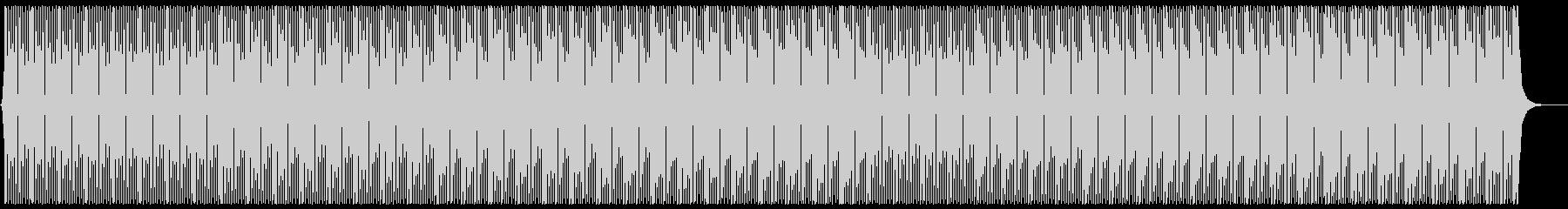 シンプルなダンスビート 広告・CM等にの未再生の波形