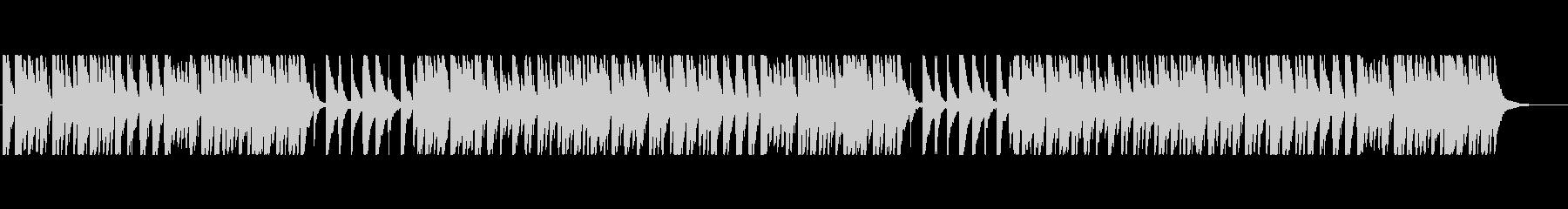 バッハ「主よ人の望みの喜びよ」ギターの未再生の波形