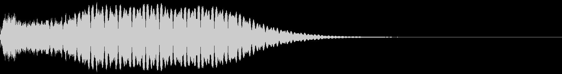 目立つ カットイン キラリ ピカー 21の未再生の波形