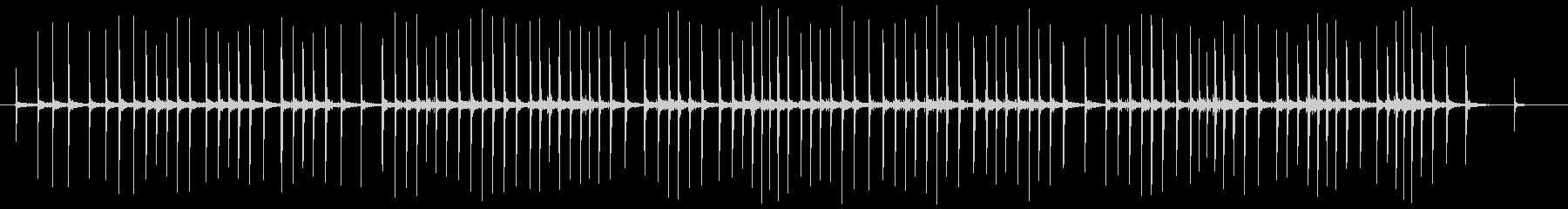 釣りリール-高速の未再生の波形