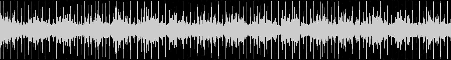 ムーディでお洒落なピアノ/ループ可の未再生の波形