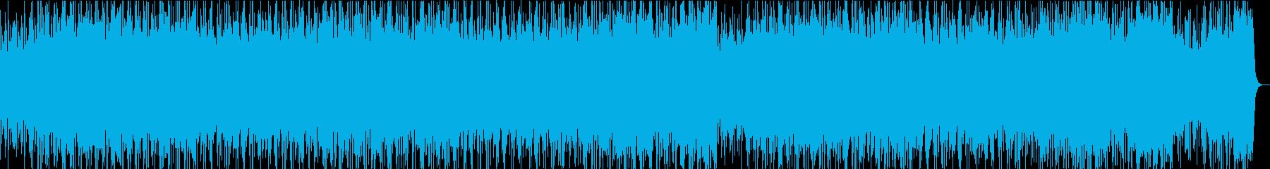 おだやか/琴/尺八の再生済みの波形