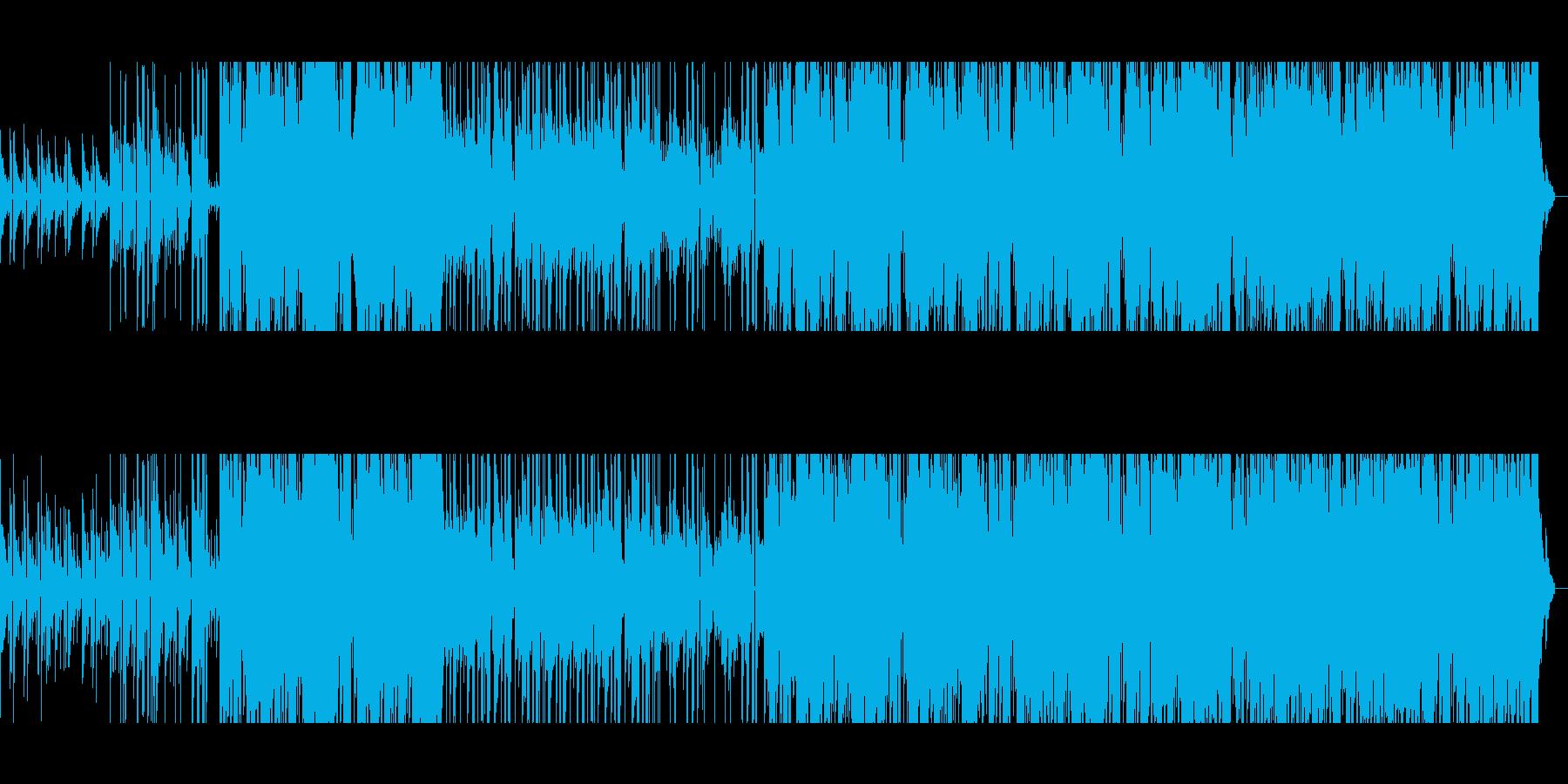 【短いVer1】80年代風洋楽バラードの再生済みの波形