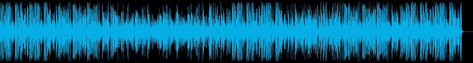 お洒落かっこいい疾走感 ジャズピアノの再生済みの波形