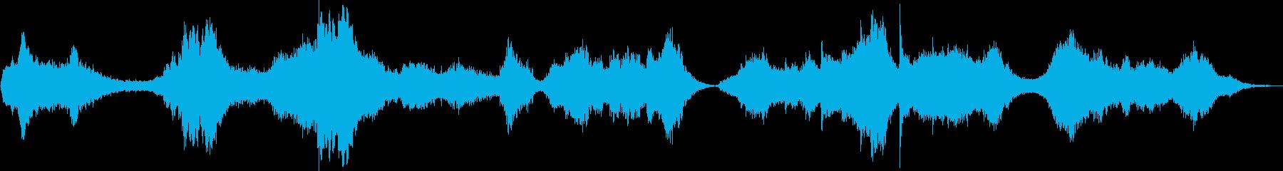壮大でゆっくりと進化するこの大気の...の再生済みの波形