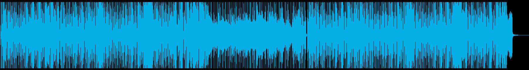 代替案 ポップ ファンク アクティ...の再生済みの波形