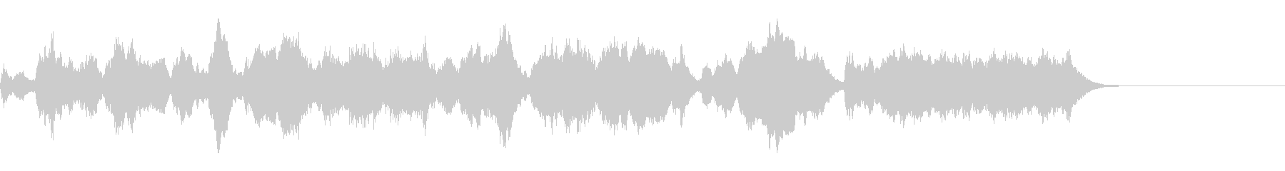 Fanfare/Jingle that achieves the goal and sounds's unreproduced waveform