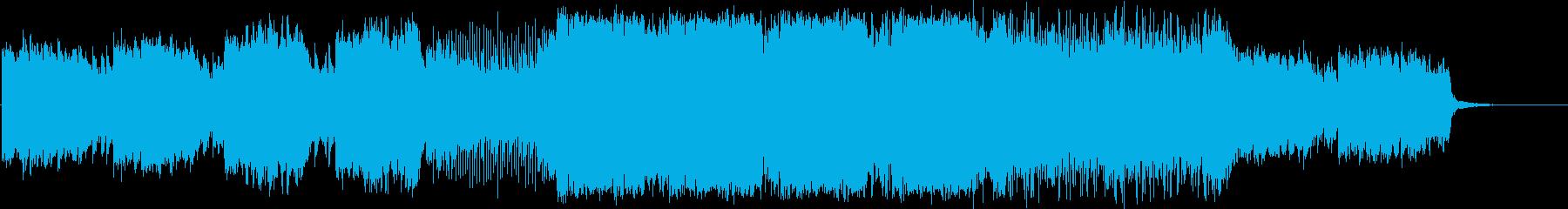 ケルト+オーケストラ ファンタジーの再生済みの波形